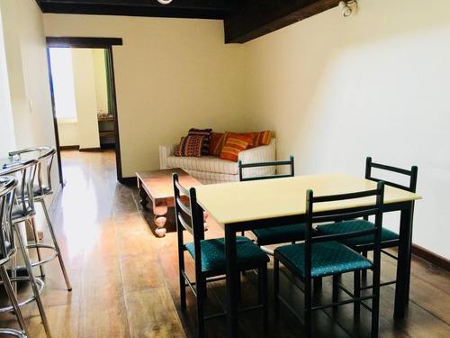 Imagen 1 de 3 de Rento Apartamento Amueblado Tipo Loft Z14