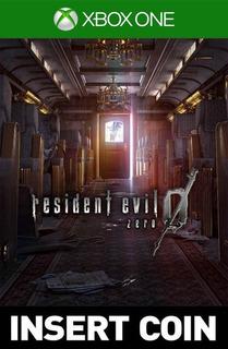 Resident Evil 0 Hd Remaster | Xbox One | Original | Codigo
