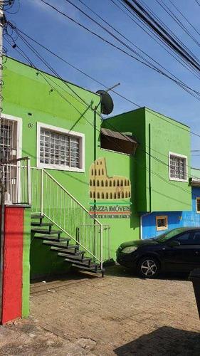 Imagem 1 de 8 de Casa Para Alugar, 90 M² Por R$ 1.100,00/mês - Wanel Ville - Sorocaba/sp - Ca0312