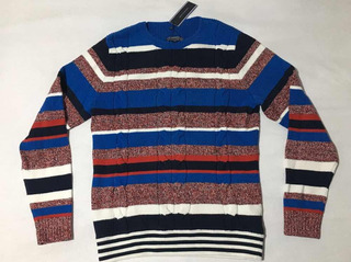 Sweater Tommy Hilfiger Importado Desde Eeuu Talle L
