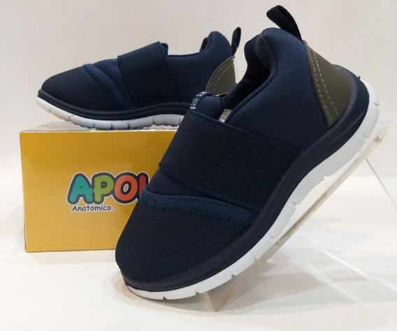 Calzado O Zapatos Para Niños Apolo