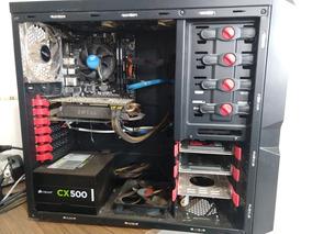 Cpu Gamer Com Vga Nvidia Gtx 970 - 16gb Ram - Ssd 240gb