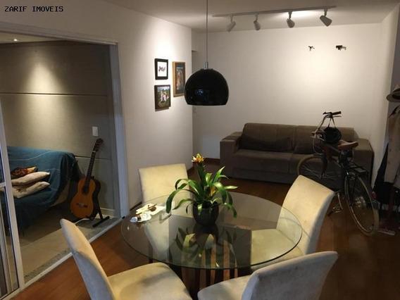 Apartamento Para Locação Em São Paulo, Chácara Santo Antonio, 2 Dormitórios, 2 Suítes, 4 Banheiros, 2 Vagas - Zzalacq10_1-740048