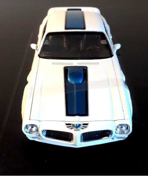 Auto De Colección Pontiac Trans Am - 1972