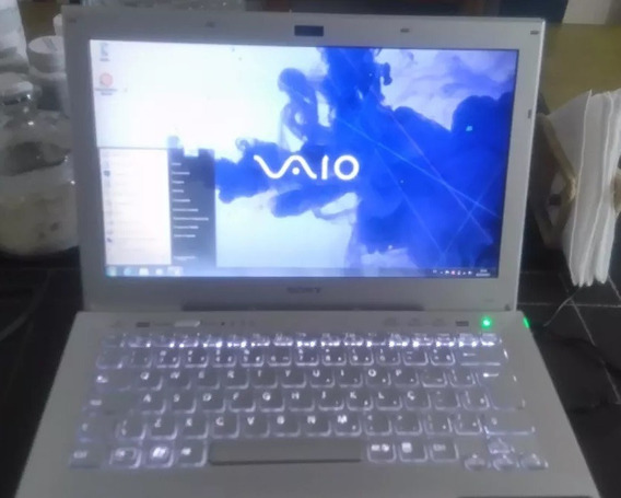 Notebook Sony Vaio Modelo Vpsca35gb - Usado Estado De Novo