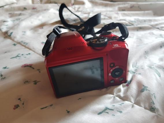 Câmera Digital Semi Profissional Fujifilm S4800