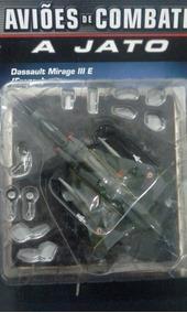 Miniatura Jato De Combate Mirage 3 França
