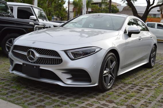 Mercedes Benz Clase Cls 450 2019 4matic Plata