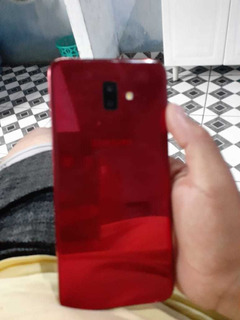 Celular Samsung J6+ Vermelho 36 Gib