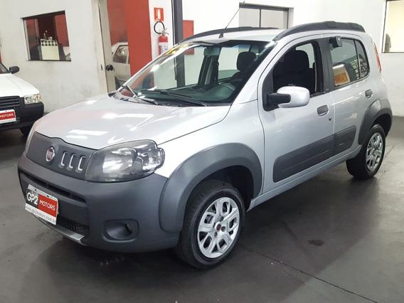 Fiat Uno Way 2013 1.4 Completo Financio Sem Entrada 78000km