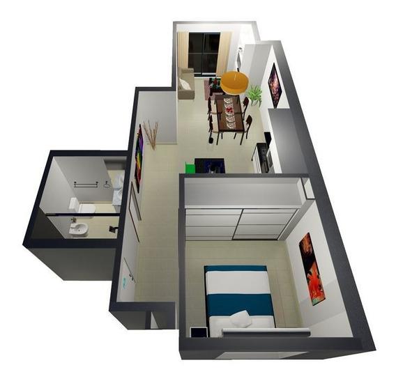 Dpto 1 Dormitorio En Edificio Sofia Vii 5 A Y 5 B