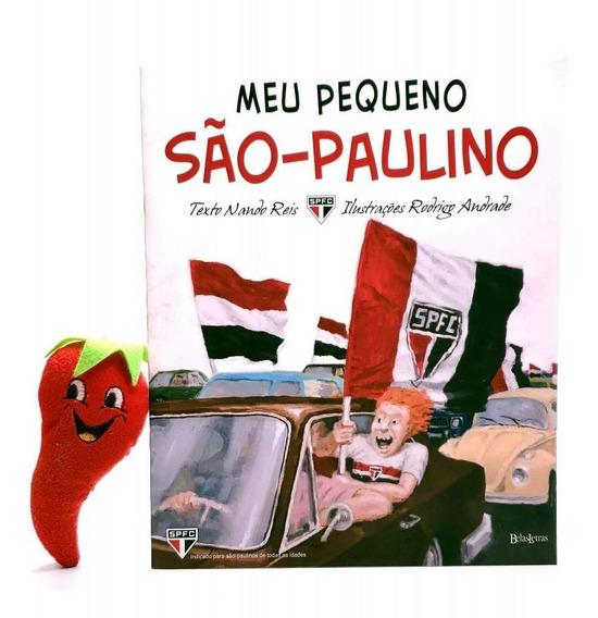 Livro Meu Pequeno São Paulino São Paulo F.c