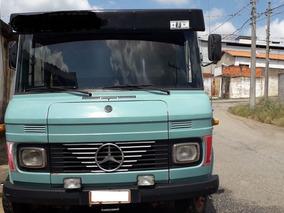 Mercedes-benz Mb 708 Ano 1988