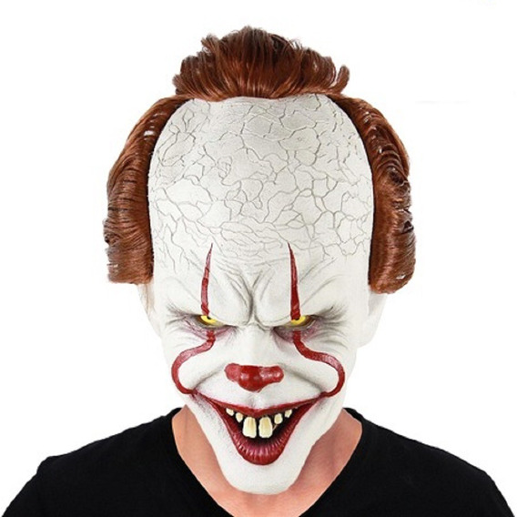 Máscara It Mascaras Disfraz Zona Oeste