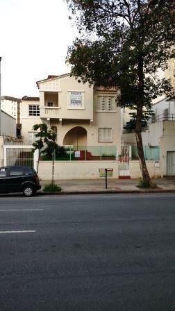 Casa Comercial Com 6 Quartos Para Alugar No Funcionários Em Belo Horizonte/mg - 2565