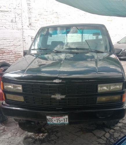 Imagen 1 de 7 de Chevrolet Cheyenne 400 Ss