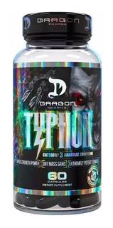 Typhon Dragon Pharma 60 Cap 100% Original + Pronta Entrega