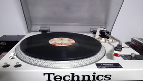 Toca Disco Technics Sl-1500 Direct Driver Para Vender Hoje