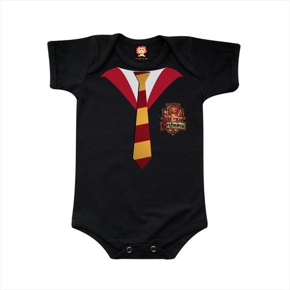 sitio autorizado Estados Unidos paquete elegante y resistente Pijama Harry Potter Grifinoria Bebes Roupas Bodies - Bodies ...