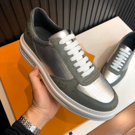 Tênis Louis Vuitton Beverly Hills Sneaker 53