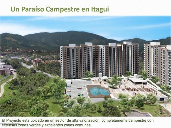 Apartamento En Ditaires(itagui) Rah Co: 20-1213