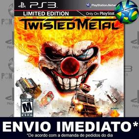 Twisted Metal Ps3 Mídia Digital Psn Jogue Hoje