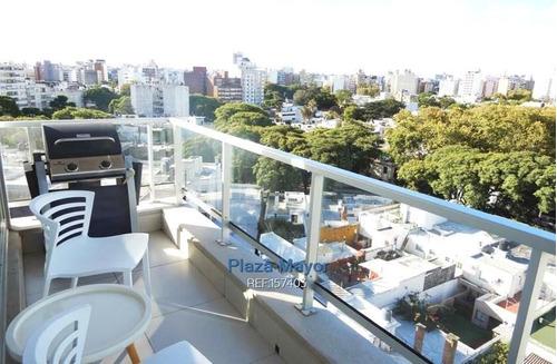 Alquiler De Apartamento 1 Dorm. Amoblado En Punta Carretas