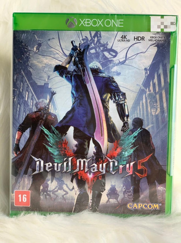 Jogo Devil May Cry 5 Xbox One Envio Imediato Promoção !!!