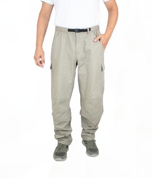 Pantalón Tipo Cargo, Convertible A Bermuda. Estilo 3076t