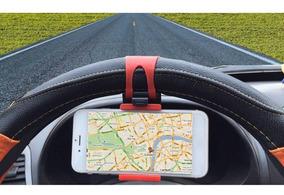 Suporte De Celular Para Volante Uber Gps