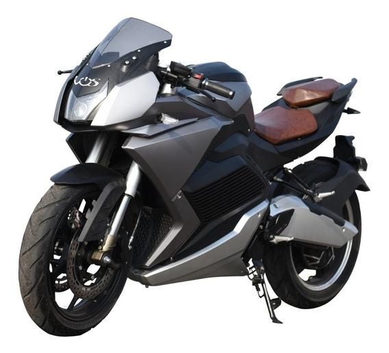 Moto Eléctrica Black Racing 3,000 Watts