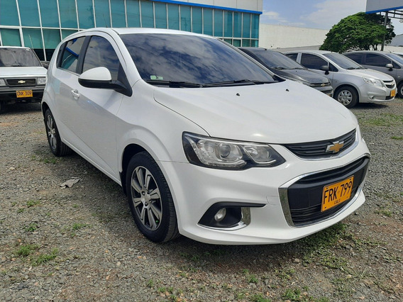 Chevrolet Sonic Lt 2017 Hb Automatico