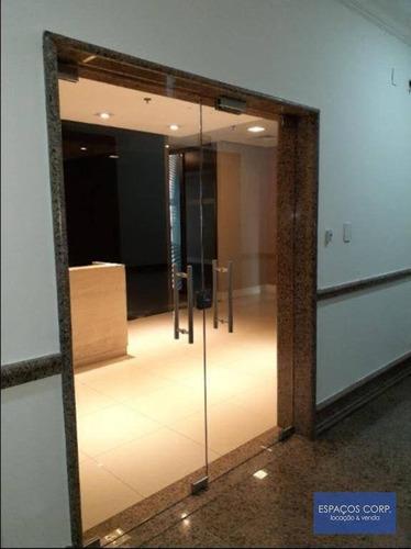 Conjunto Comercial Para Alugar, 299m² - Vila Olímpia - São Paulo/sp - Cj2404