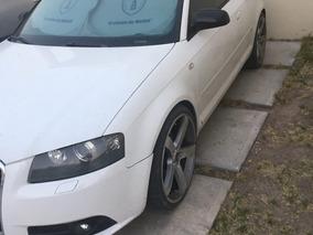 Audi A3, Sline, 2008, Super Deportivo Y Potente