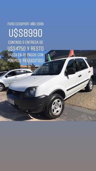 Ford Ecosport 1.6cc Full Nafta