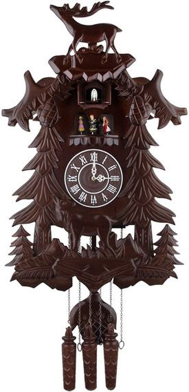 Reloj Vivid Musical 8 Pulgadas Cucu De Cuarzo