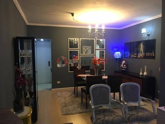 Apto.lindo Todo Mobiliado Em Nova Petrópolis, Com 4 Dormitórios, Sendo 1 Suíte, 2 Vagas Paralelas, 120 M2. - 4531