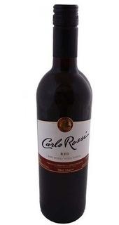 Vino Tinto Carlo Rossi Red De 750ml