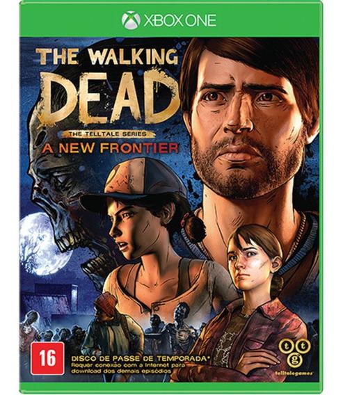 The Walking Dead A New Frontier Xbox One M. Física Lacrado
