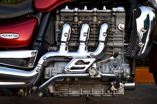 Imagen 1 de 15 de Impresionante Triumph Rocket Iii 2300cc Excelente Manejo