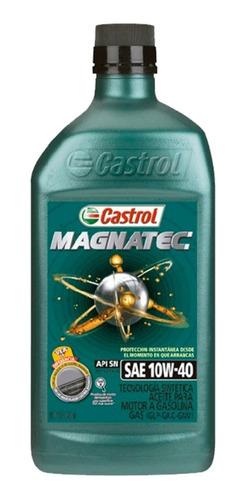 Imagen 1 de 2 de Aceite Castrol Magnatec 10w40