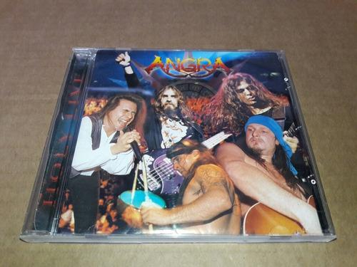 Angra - Holy Live (cd Brasil)