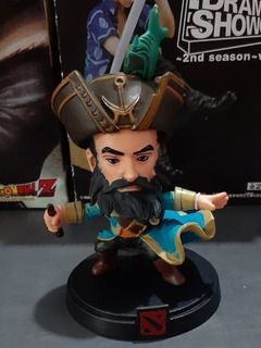 Figura Muñeco Dota 2 Kunkka Pirata Gamer Leer