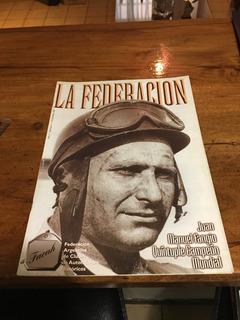Revista La Federacion Automovilística N 1