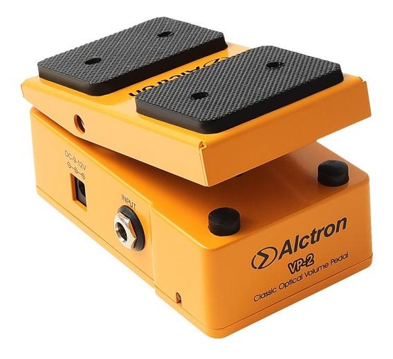 Pedal Volume Alctron Vp2 Guitarra Baixo Sensor Ótico ! Loja