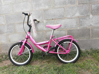 Bicicleta Rod 16 Barbie