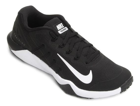 Tênis Nike Retaliation Tr 2 Preto Branco Aa7063 Masculino