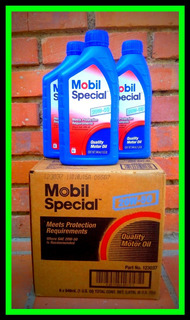 Aceite 20w-50 Mineral Mobil
