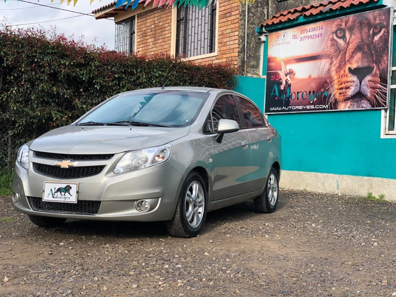 Chevrolet Sail Ltz Limited Fe 2016