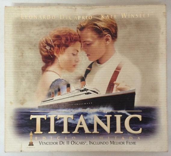 Coleção Fotos Fotograma Filme Titanic James Cameron Usado